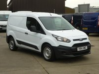 2014 FORD TRANSIT CONNECT 1.6TDCi T200  L1 95 BHP ++Full Service History++ £7495.00