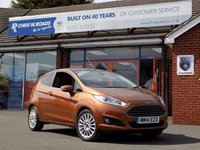 USED 2014 14 FORD FIESTA 1.0 TITANIUM 3dr 124 BHP  *ONLY 9.9% APR with FREE Servicing*