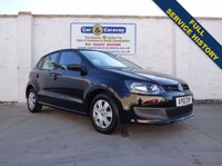 USED 2010 10 VOLKSWAGEN POLO 1.2 S 5d 60 BHP FULL SERVICE HISTORY 2 KEYS FINANCE AVAILABLE