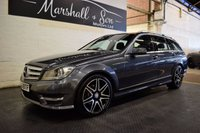 USED 2013 63 MERCEDES-BENZ C CLASS 2.1 C220 CDI BLUEEFFICIENCY AMG SPORT PLUS 5d AUTO 168 BHP