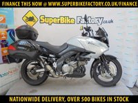 USED 2008 58 SUZUKI V-STROM 1000  GOOD & BAD CREDIT EXCEPTED, OVER 500+ BIKES