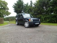 2007 LAND ROVER DISCOVERY 2.7 3 TDV6 XS 5d AUTO 188 BHP £6995.00