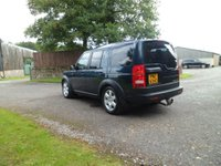 USED 2007 56 LAND ROVER DISCOVERY 2.7 3 TDV6 XS 5d AUTO 188 BHP EXCELLENT CONDITION. HUGE HISTORY. 4 NEW TYRES. XENON. HARMON KARDON