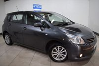 USED 2012 62 TOYOTA COROLLA VERSO 2.0 TR D-4D 5d 125 BHP