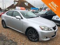 2007 LEXUS IS 2.5 250 SE-L 4d AUTO 204 BHP £5995.00