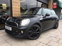 2013 MINI HATCH COOPER 1.6 COOPER S [CHILI + NAV] 3d 184 BHP £11695.00