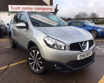 View our NISSAN QASHQAI+2