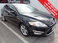 2013 FORD MONDEO 2.0 TITANIUM X BUSINESS EDITION TDCI 5d 161 BHP £7975.00