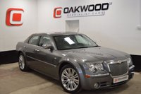USED 2006 CHRYSLER 300C 3.0 CRD RHD 4d AUTO 218 BHP *LOW MILES* LOW MILES + SERVICE HISTORY