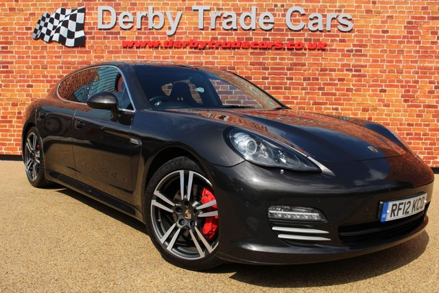 PORSCHE PANAMERA at Derby Trade Cars