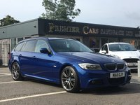 USED 2011 11 BMW 3 SERIES 2.0 318D SPORT PLUS EDITION TOURING 5d 141 BHP
