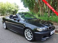 2006 BMW 3 SERIES 3.0 330CI M SPORT 2d AUTO 228 BHP £6990.00