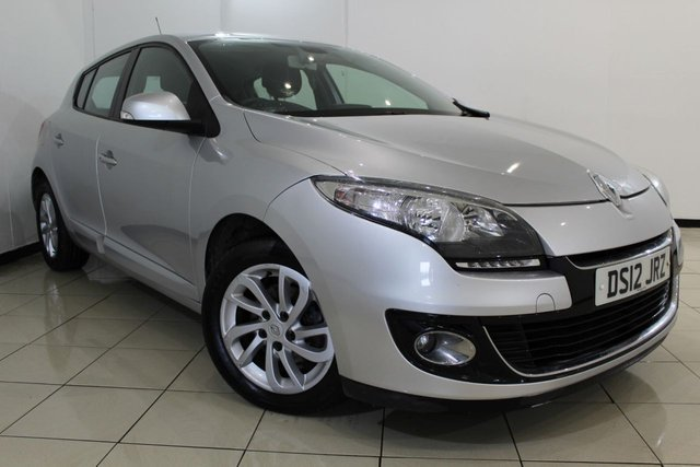 View our 2012 12 RENAULT MEGANE 1.5 DYNAMIQUE TOMTOM ENERGY DCI S/S 5DR 110 BHP