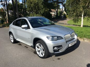 2012 BMW X6 3.0 XDRIVE40D 4d AUTO 302 BHP DYNAMIC PACK £17950.00