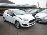 USED 2016 66 FORD FIESTA 1.5 BASE TDCI 1d 74 BHP