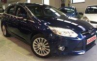 2012 FORD FOCUS 2.0 TITANIUM X TDCI 5d 161 BHP £9995.00