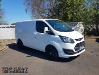 USED 2014 14 FORD TRANSIT CUSTOM  270 2.2 100-170 BHP L1 H1 ***70 VANS IN STOCK***