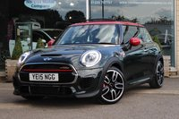 USED 2015 J MINI HATCH JOHN COOPER WORKS 2.0 JOHN COOPER WORKS 3d AUTO 228 BHP