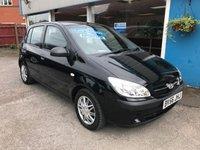 2006 HYUNDAI GETZ 1.4 GSI 5d AUTO 96 BHP £2795.00