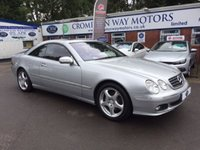 2006 MERCEDES-BENZ CL