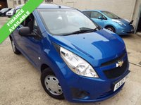 USED 2012 12 CHEVROLET SPARK 1.0 PLUS 5d 67 BHP