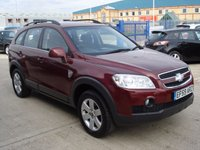 USED 2009 59 CHEVROLET CAPTIVA 2.0 LT VCDI 5d 148 BHP