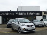 USED 2013 63 KIA PICANTO 1.0 CITY 3d 68 BHP MEGA LOW MILEAGE, FANTASTIC EXAMPLE, AS NEW, FULL HISTORY