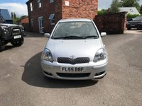 USED 2005 55 TOYOTA YARIS 1.3 COLOUR COLLECTION VVT-I 5d 86 BHP 2 owner Yaris 12 month M.O.T