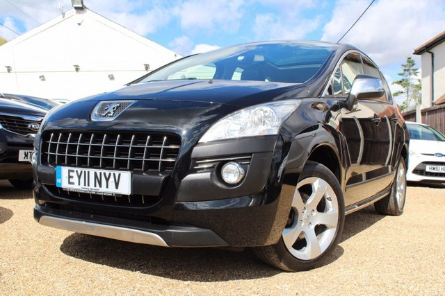 View our 2011 11 PEUGEOT 3008 1.6 EXCLUSIVE HDI 5d AUTO 112 BHP