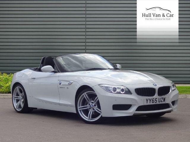 2015 65 BMW Z4 2.0 Z4 SDRIVE20I M SPORT ROADSTER 2d 181 BHP