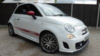 USED 2013 13 ABARTH 500 1.4 ABARTH 3dr Bluetooth & Parking Sensors