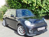 2010 MINI HATCH JOHN COOPER WORKS