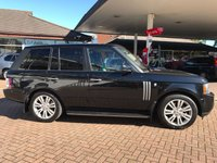 USED 2010 10 LAND ROVER RANGE ROVER 3.6 TDV8 VOGUE  271 BHP Free MOT for Life