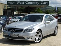 USED 2009 59 MERCEDES-BENZ CLC CLASS 1.8 CLC180 KOMPRESSOR SPORT 3d 143 BHP High Spec, Only 2 Owners