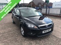 USED 2010 10 FORD FOCUS 1.6 ZETEC TDCI 5d 109 BHP Full Service History-1 Former Keeper-Diesel