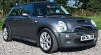 2006 MINI HATCH COOPER 1.6 COOPER S 3d 168 BHP £3895.00