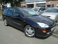 2001 FORD FOCUS 2.0 ZETEC 5d 129 BHP £SOLD