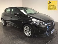 USED 2014 63 RENAULT CLIO 1.5 DYNAMIQUE MEDIANAV ENERGY DCI S/S 5d 90 BHP FSH-1 OWNER-NAV-BLUETOOTH-ALLOYS