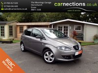 2007 SEAT ALTEA 1.6 REFERENCE SPORT 5d 101 BHP £1295.00