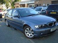 USED 2003 53 BMW 3 SERIES 2.0 320D SE 4d AUTO 148 BHP GOOD HISTORY+MOT JUNE 2018