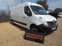 2015 RENAULT MASTER 2.3 LM35 BUSINESS ENERGY DCI 5d 135 BHP  £11490.00