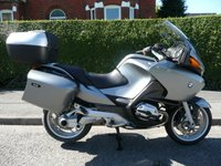 2005 BMW R SERIES  R 1200 RT  £4995.00