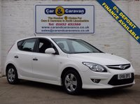 USED 2011 61 HYUNDAI I30 1.4 CLASSIC 5d 108 BHP 0% Deposit Finance Available Air Conditioning AUX/USB Input
