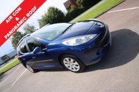 2007 PEUGEOT 207 1.4 SW S 5d 94 BHP AIR CON & PAN ROOF £1990.00