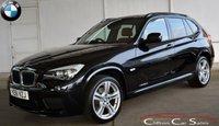 USED 2011 61 BMW X1 2.0d X-DRIVE M-SPORT AUTO 174 BHP