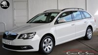 2013 SKODA SUPERB 1.6TDi S 5 DOOR ESTATE 6-SPEED 105 BHP £7990.00