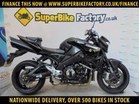 USED 2007 57 SUZUKI GSX1300 B-KING  GOOD & BAD CREDIT EXCEPTED, OVER 500+ BIKES