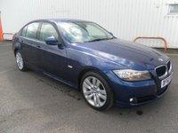 2010 BMW 3 SERIES 2.0 320I SE BUSINESS EDITION 4d 168 BHP £8495.00