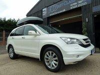 2011 HONDA CR-V 2.2 I-DTEC EX 5d 148 BHP £10495.00