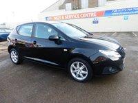 2010 SEAT IBIZA 1.4 SE 5d 85 BHP £3495.00